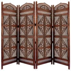 Wood 4 Panel Screen Ultimate In Screen Category