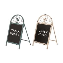 The Cool Metal Chalk Board 2 Assorted