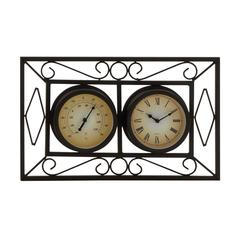 Attractive Unique Styled Metal Wall Clock