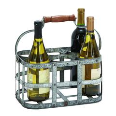 New Metal Wine Holder
