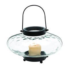 Classy Styled Indian Metal Glass Lantern