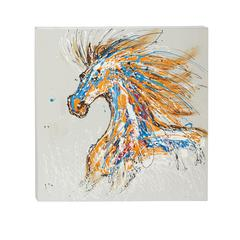 Benzara Cool And Colorful Canvas Art