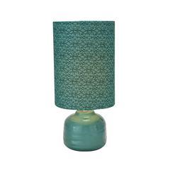 Customary Styled Classy Ceramic Table Lamp
