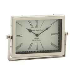 Exclusively Designed Steel Table Clock