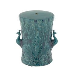 Benzara Attractive Ceramic Accent Table