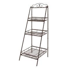 The Useful Metal 3 Tier Shelf