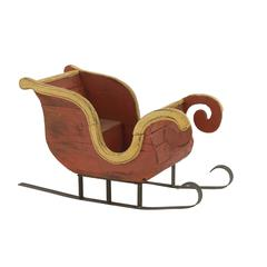 Marvelous And Stylish Wood Metal Sleigh