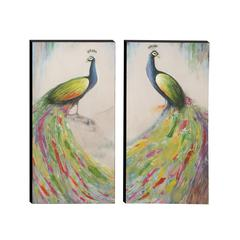 Colorful Canvas Art 2 Assorted