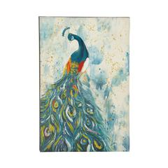 Benzara Colourful And Distinctive Canvas Art