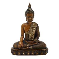 Polystone Buddha A Religious Decor
