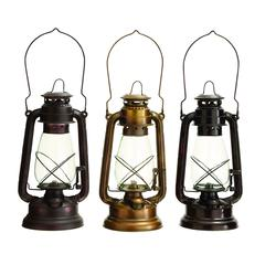 Lantern Assorted In Classical Style - Set Of 3