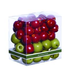 Benzara Versatile Gift Box In Contemporary Style For Small Apples
