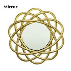Enthralling Metal Wall Mirror