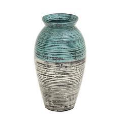 Benzara Crucially Beautiful Lacquer Vase