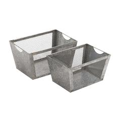 Artistic Styled Multipurpose Metal Wire Basket
