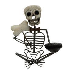 Benzara Eccentricmetal Skeleton Decor