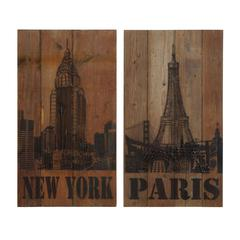 Wood Wall Art 2 Asst To Share Your Countryman Spirit