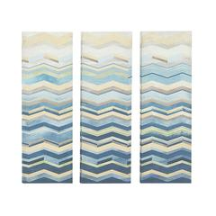 Benzara Exquisite Canvas Art Set Of 3