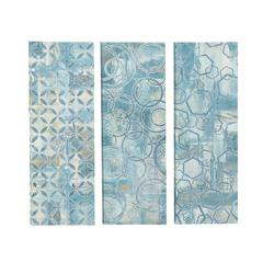 Contemporary Canvas Art Set Of 3