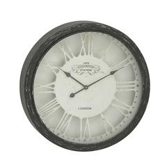 Robust And Magnificent Metal Wall Clock