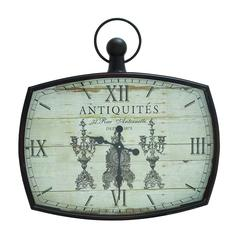Kin-Kin Artistic Wall Clock Décor