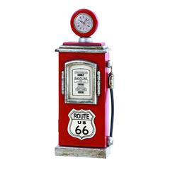 Benzara Route 66 Gas Pump Key Holder
