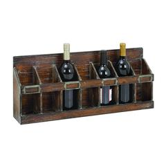 Wine Rack With 7 Bottles Hold Of Standard Size