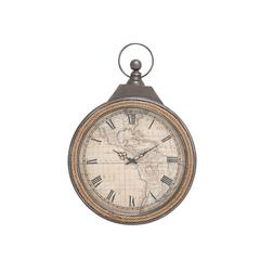 Enthralling Styled Metal Rowall Clock