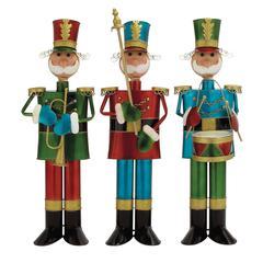 Benzara Adorable Set Of 3 Decorative Figurines