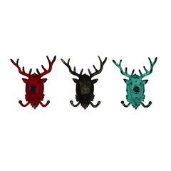 Crazy Sassy Deer Hooks