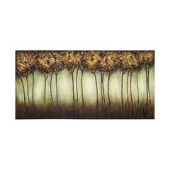 Tuscan Country Canvas Art For Summer Blooms