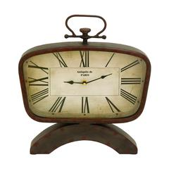Classic And Modern Look Table Top Clock