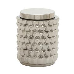 Perfect Ceramic Silver Jar