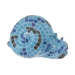 Ornamental Blue Snail