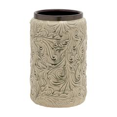 Well Designed Fancy Patterned Ceramic Vase