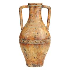 Ceramic Tuscan Urn Antique Decor