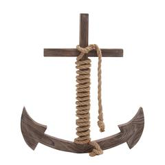 Woodsmith Wooden Wall Anchor