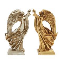 Mesmerizing 2 Assorted Xmas Angel
