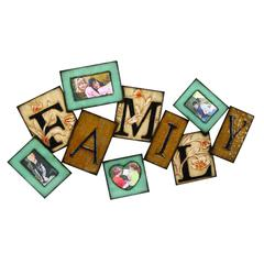 Metal Wall Photo Frame To Keep Memories Live