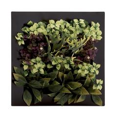 Benzara Brilliant Polyethylene Floral Wall Decorative