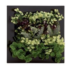 Beautiful Polyethylene Floral Wall Decorative