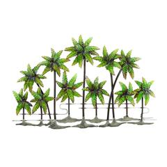 Benzara Palm Island Metal Palm Wall Decor