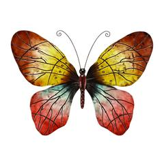 Wall Metal Butterfly For Wall Decor