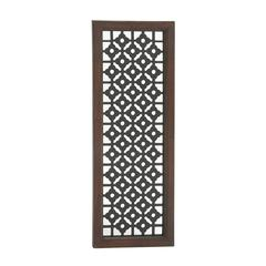 Benzara Striking Wood Wall Panel