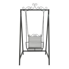 Adorable Metal Swing Chair
