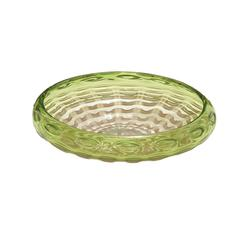Customary Styled Glass Green Bowl