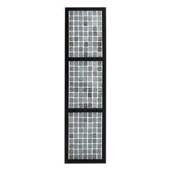 Amy Princessa Wall Panel With White & Black Stylish Design