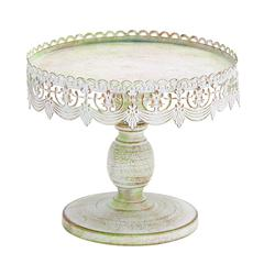 Benzara Traditional Style Decorative Cake Stand