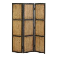 Wood Screen 48 Inches Wide For Decorative Protection