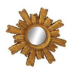 Fantastic Metal Frame Wall Mirror